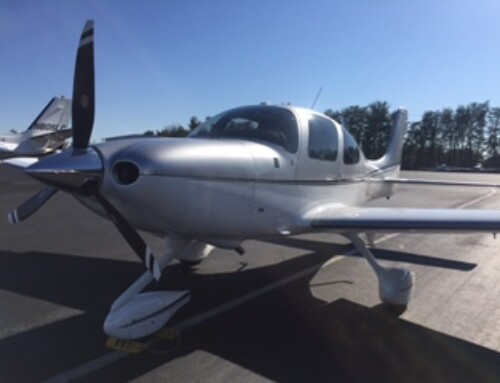 Special Services Corporation (SSC) Adds Another Cirrus SR22 to Charter Fleet