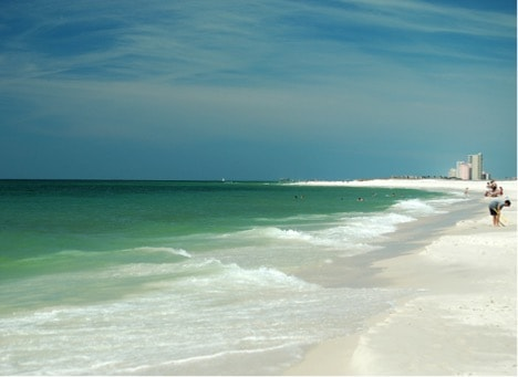 Private Jet Charter to GulfShores