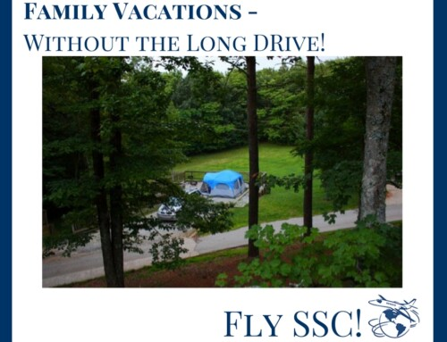 Private Aviation For Affordable Family Vacations Without the Airlines (Or A Long Drive!)