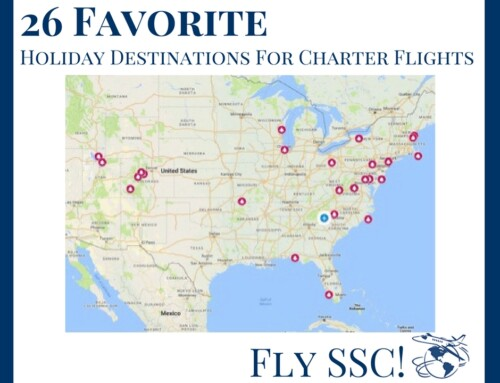 Charter Flights to Our Favorite 26 Holiday Destinations