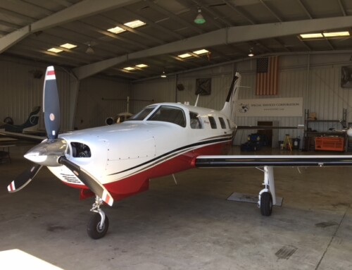 Piper Mirage added to SSC Managed Fleet