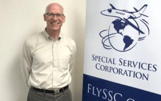 Doug Rumminger, Dispatcher at SSC