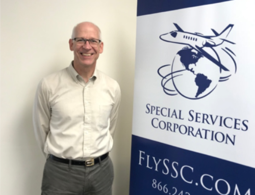 SSC's New Dispatcher Has Background as Linguist, Editor