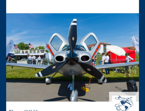 Did You Know?  SSC Offers Cirrus Aircraft Maintenance Services in Greenville