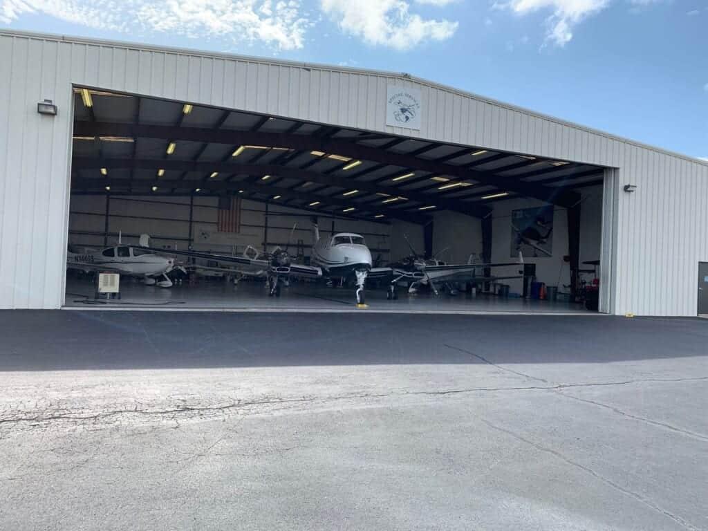 SSC - Charter Flights in the Southeast - Hangar